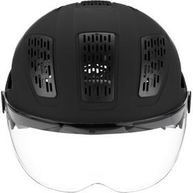 ABUS Hyban 2.0 Ace Helm velvet black